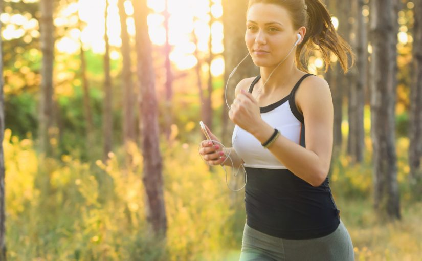 How exercise can help to decrease stress